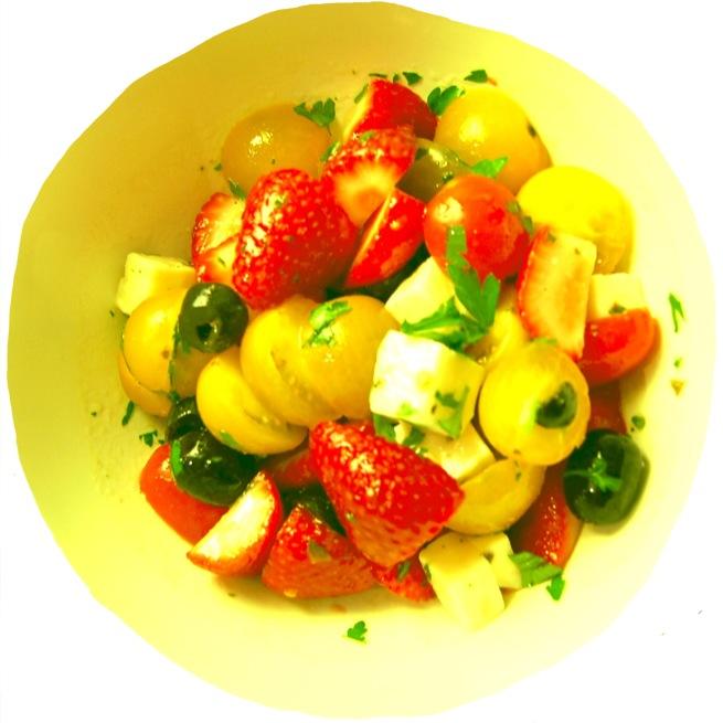 Salada de tomate cherry#4
