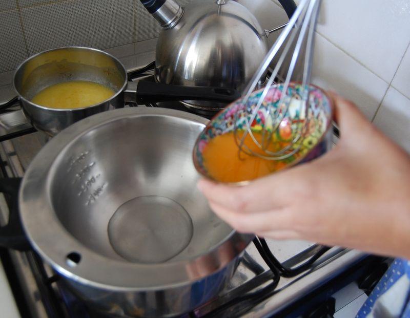 Eggs benedict#3