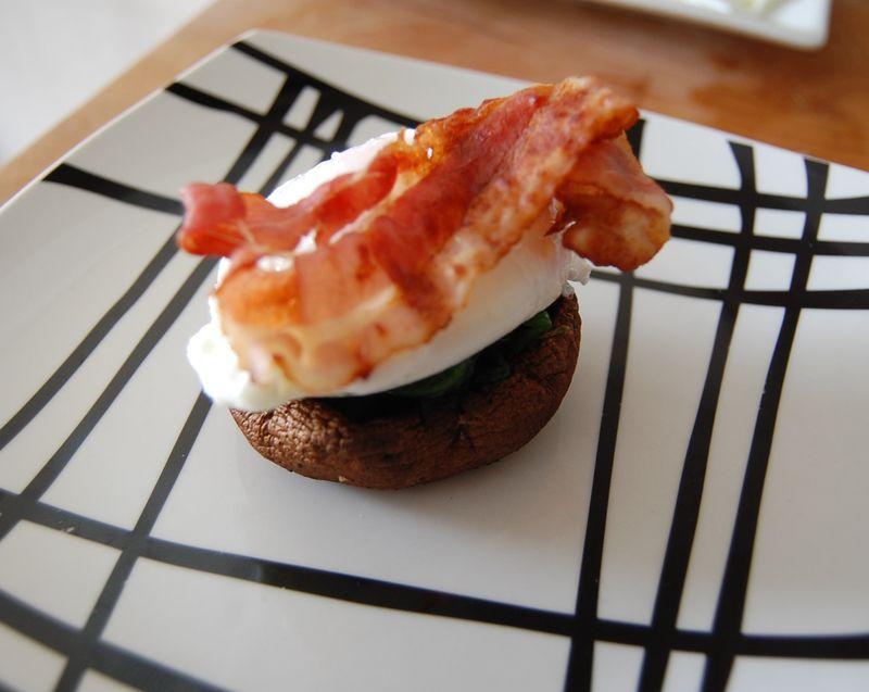 Eggs benedict#7