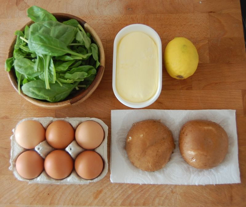 Eggs benedict#1